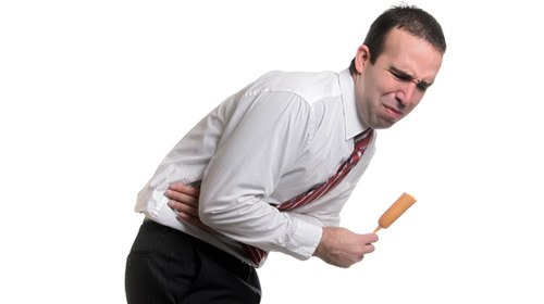 Đi ngoài sau khi ăn sáng, đau tăng lên khi gặp căng thẳng?
