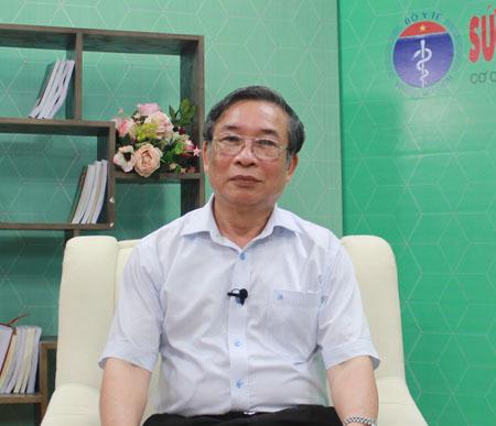 Thầy thuốc ưu tú Hoàng Đình Lân: Bệnh đại tràng sẽ không còn tái phát nếu chúng ta giải quyết được căn nguyên của bệnh